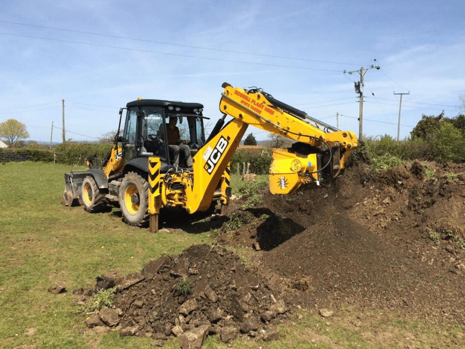 GS3 sortering af jord og sten