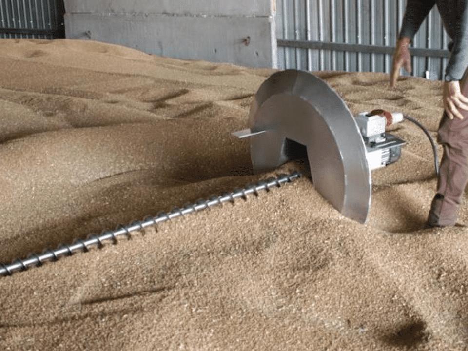 knuseanlæg korn